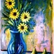 French Vase Poster