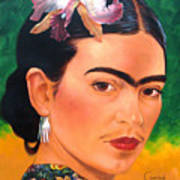 Frida Kahlo 2003 Poster