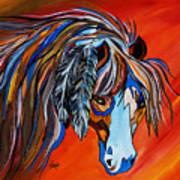 Frisco War Horse Poster