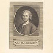 Frontispiece: J.j. Rousseau Poster