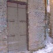 Frozen Alley II Poster