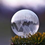 Frozen Bubble Poster