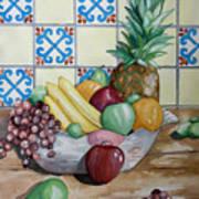 Fruit Bowl Poster