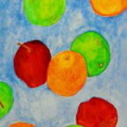 Fruit Drops Poster