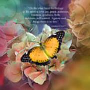 Fruit Of Spirit Poster
