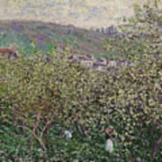 Fruit Pickers Poster