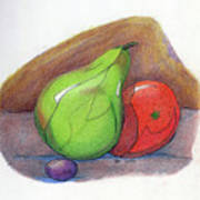 Fruit Still 34 Poster