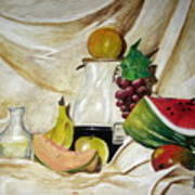 Fruta Poster
