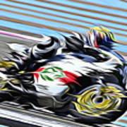Fullspeed On Two Wheels 7 Poster