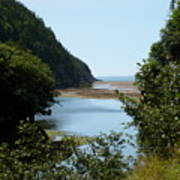 Fundy Beach Poster