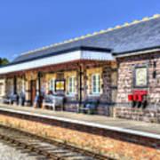 Furnace Sidings Railway Station 2 Poster