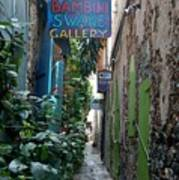 Gallery Alley Poster