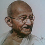 Gandhiji Poster