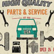 Garage Special-jp3483 Poster