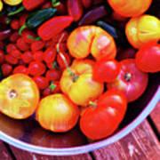 Garden Abundance 2 Poster