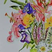 Garden Bouquet Poster