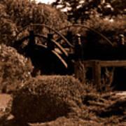 Garden Bridge Poster
