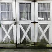 Garden Doors Poster