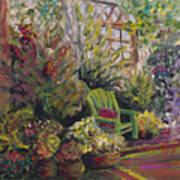 Garden Escape Poster