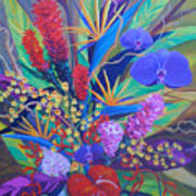Gardner Tropicals Poster