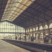 Gare Du Nord Poster