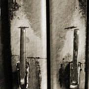 Garlocks Cooler Doors Poster