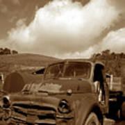 Garrod's Old Truck 2 Poster