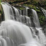Garwin Falls Upper Cascade Poster