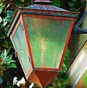 Gas Lantern Poster