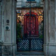 Gates Of Charleston Sc Poster