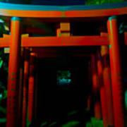 Gates Of Inari Poster