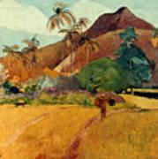 Gauguin: Tahiti, 1891 Poster