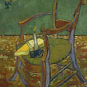 Gauguin's Chair Poster