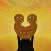 Gemini. Self-portrait Poster
