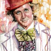 Gene Wilder Poster