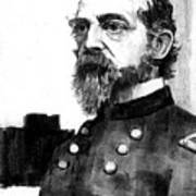 General George Meade Poster