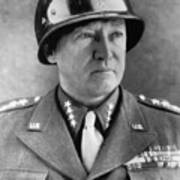 General George S. Patton Jr. 1885-1945 Poster