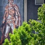 General Nathanael Greene Mural Poster