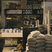 General Store, 1936 Poster
