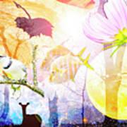 Genesis Collage Poster