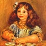 Genevieve Bernheim De Villers 1910 Poster
