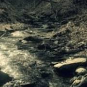 Gentle Creek Flow Poster