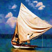 Gentle Winds Poster