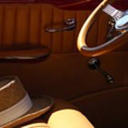 Gentleman's Hat Poster