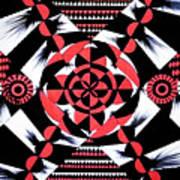Geometric 1 Poster
