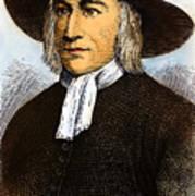 George Fox, 1624-1691 Poster