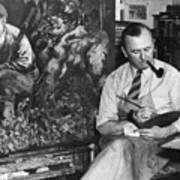 George Grosz (1893-1959) Poster