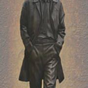 George Harrison N F Poster