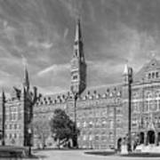 Georgetown University Healy Hall Poster