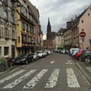 German Street Poster